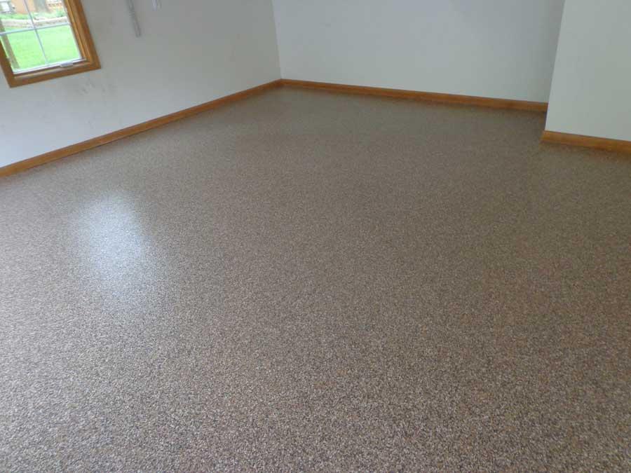 Epoxy Flake Flooring Gainesville Florida | GulfCoast Artistic Concrete