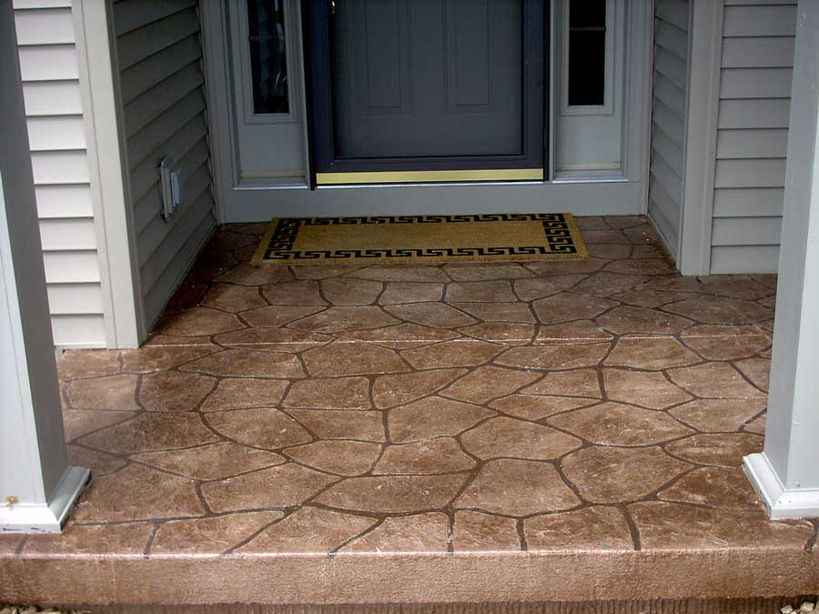 Stamped Concrete High Point Florida | GulfCoast Artistic Coatings