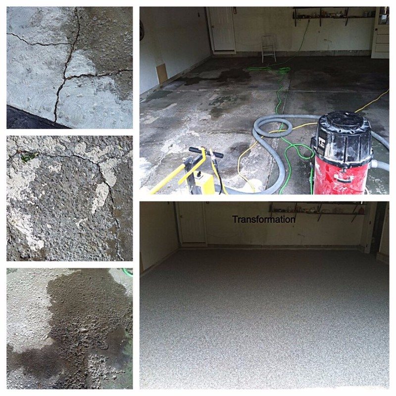 Concrete Repair | Gainesville Florida | GULFCOAST Artistic Concrete