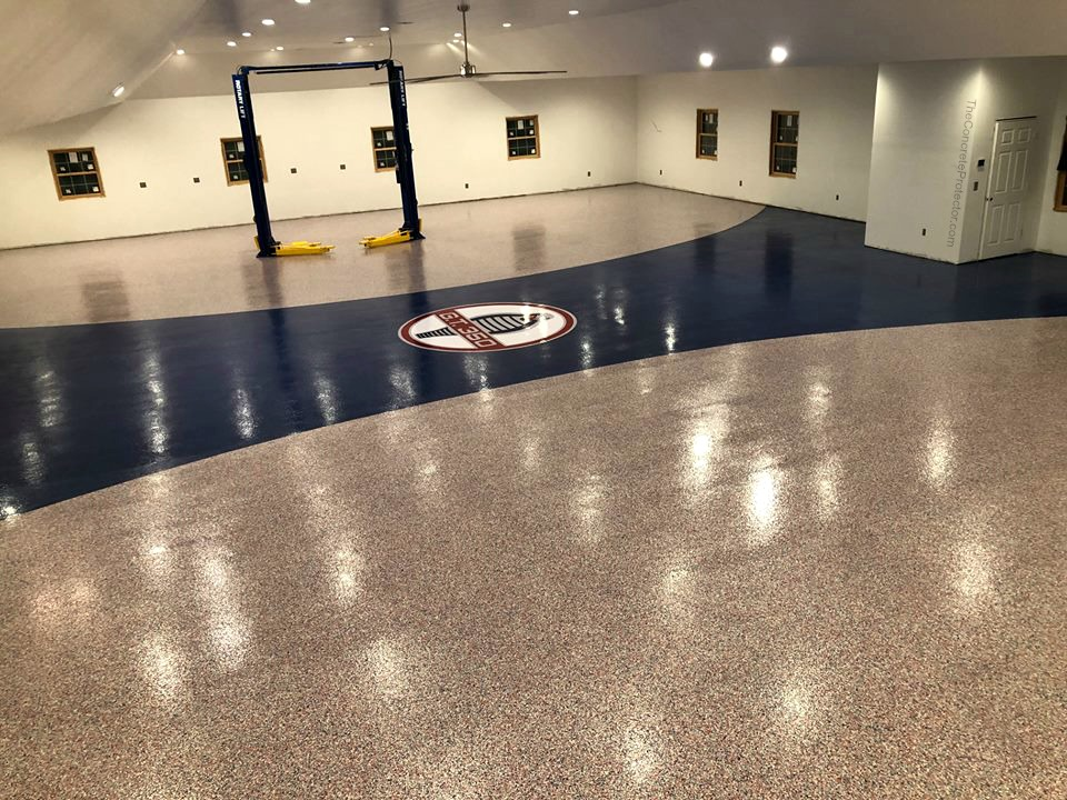 Resinous Epoxy Flooring | Ocala Florida | GULFCOAST Artistic Concrete