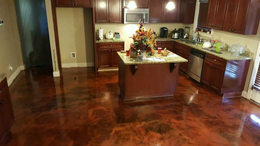 Epoxy Flooring | High Point Florida | GULFCOAST Artistic Concrete