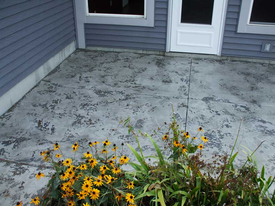 Slate Stained Concrete The Villages Florida | GulfCoast Artistic Concrete