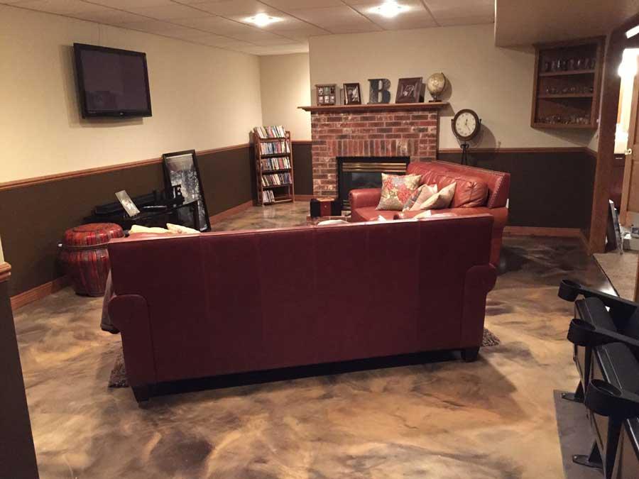 Epoxy Flooring | Gainesville Florida | GULFCOAST Artistic Concrete